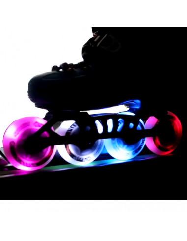 KRF RUEDAS LUCES LED SPOTLIGHT 72mm 85A (2UDS)