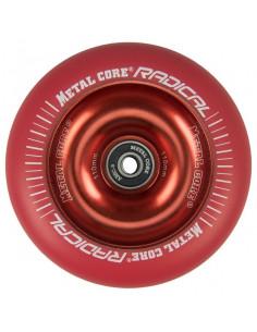 MetalCore 110mm - Roja / Roja Fluorescentes