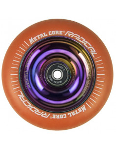 MetalCore 110mm - Naranaja / Rainbow Fluorescente