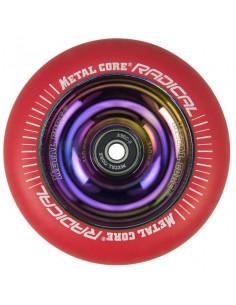 MetalCore 100mm - Roja / Rainbow Fluorescente