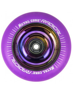 MetalCore 100mm - Violeta / Rainbow Fluorescente