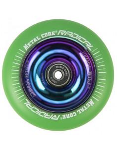 MetalCore 100mm - Verde / Rainbow Fluorescente