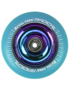 MetalCore 100mm - Azul / Rainbow Fluorescente