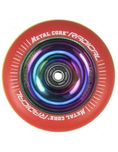 MetalCore 100mm - Rasta / Rainbow Fluorescente