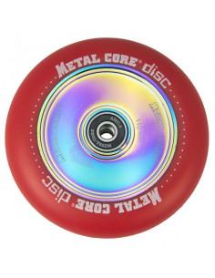MetalCore 100mm - Disc / Rojo