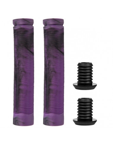 Manguitos Bestial Wolf MIX negro / violeta 155 mm