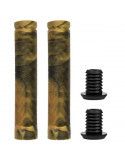 Manguitos Bestial Wolf MIX negro / dorado 155 mm