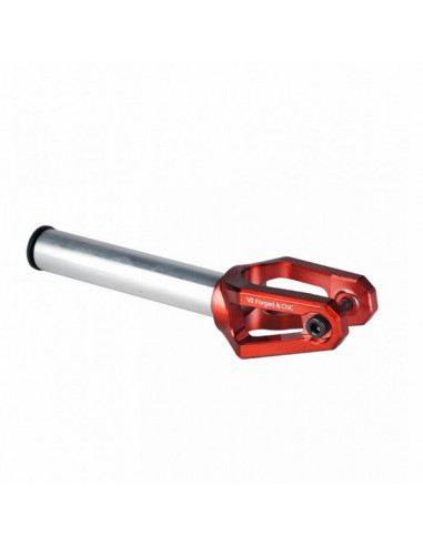 HORQUILLA AO V2 FORGED SCS/HIC ROJA