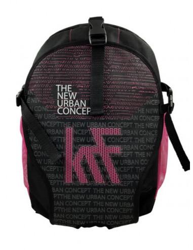 KRF MOCHILA PORTA PATINES NEW YORK BLACK/PINK