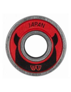 RODAMIENTOS WICKED JAPAN, PACK 16 UDS.(TUBO)