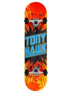 SKATE COMPLETO TONY HAWK SS180 SHATTER LOGO